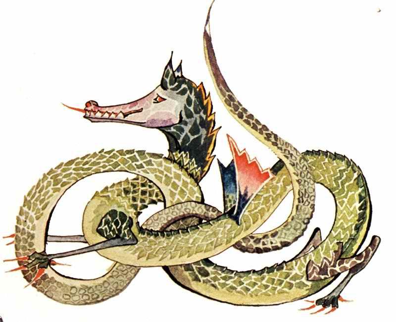 Драконы (Dragons)