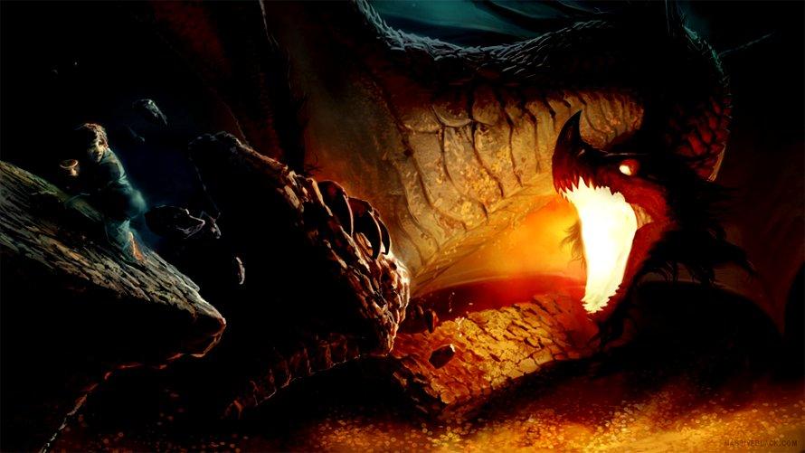 Дракон Смог (Dragon Smaug)